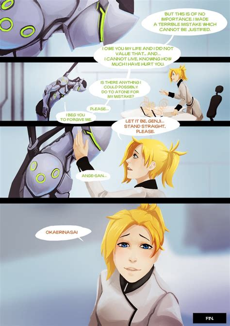 Mercy Overwatch Memes - overwatch genji and mercy part 3 overwatch know your meme