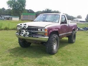 1989 Chevrolet 1500 4x4 Silverado  1 500 Or Best Offer