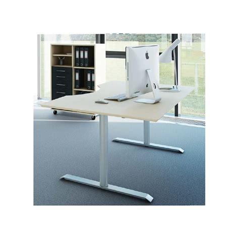 bureau ergonomique reglable en hauteur bureau r 233 glable en hauteur livrable dans des d 233 lais rapides
