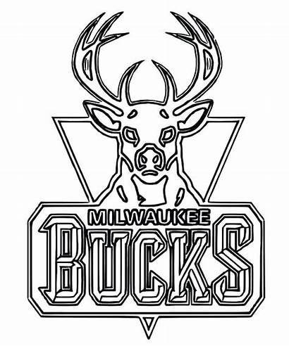 Coloring Pages Nba Basketball Logos Players Golden