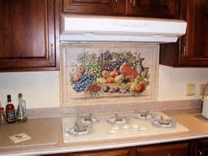 kitchen murals backsplash quot don 39 s cornucopia quot kitchen backsplash tile mural