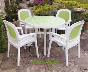 Table De Salon De Jardin Pas Cher : salon de jardin pas cher en plastique un salon de jardin ~ Dailycaller-alerts.com Idées de Décoration