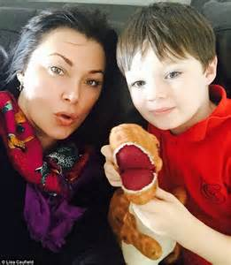 Lisa Oldfield's panic the night her son suffered a seizure ...