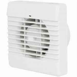 Manrose Bathroom Fan With Timer