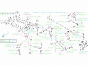 Subaru Forester Washer  Suspension  Steering
