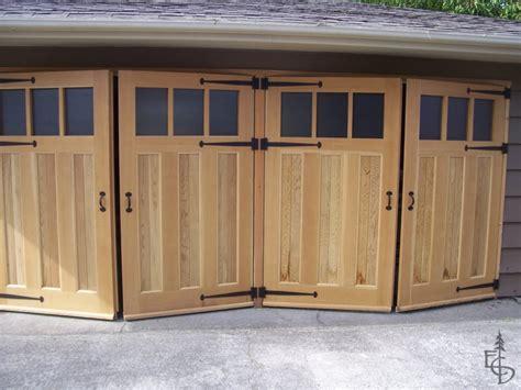 swing out garage doors gallery evergreen carriage doors