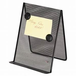 Mesh document holder stainless steel black zerbee for Mesh document holder black