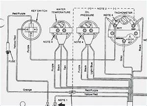 4 Wire Tach Diagram