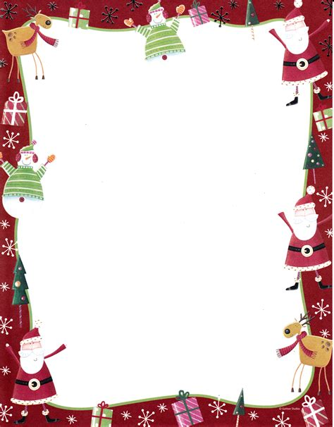 search results for template for father christmas letter