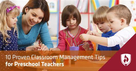 10 proven classroom management tips for preschool teachers 153 | classroom management tips