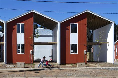Villa Verde  Architect Magazine  Elemental, Constitución