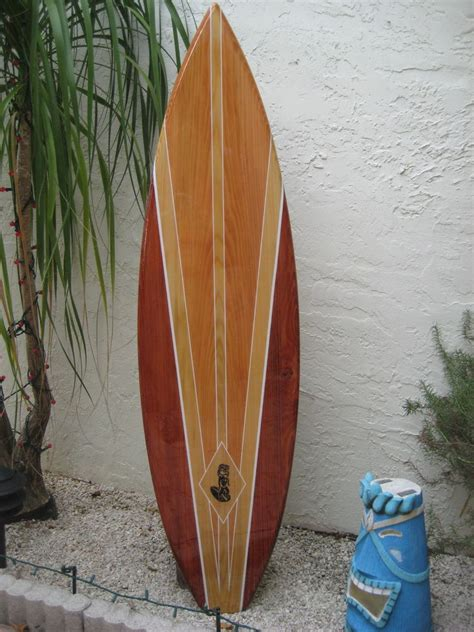 Decorative Surfboard Wall by Tropical Decorative Wood Surfboard Wall For A Coastal