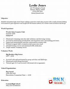 9 basic resume examples for part time jobs legacy With sample of resume for part time job by student