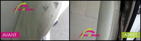 reparation siege auto en cuir service de réparation cuirs auto ecolave