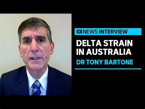 Check spelling or type a new query. Melbourne GP Dr Tony Bartone on Victoria's unlinked COVID cases and Delta strain outbreak   ABC news