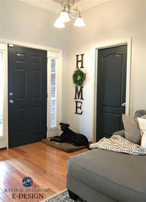 colours  paint     front door