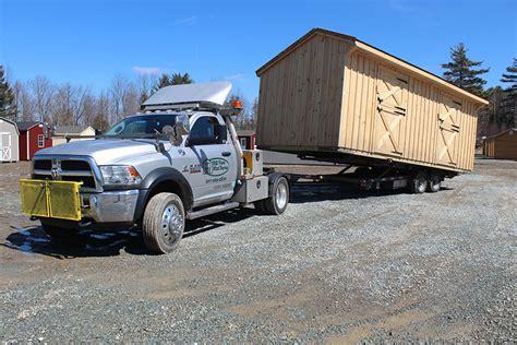 preparing  gravel base   storage shed