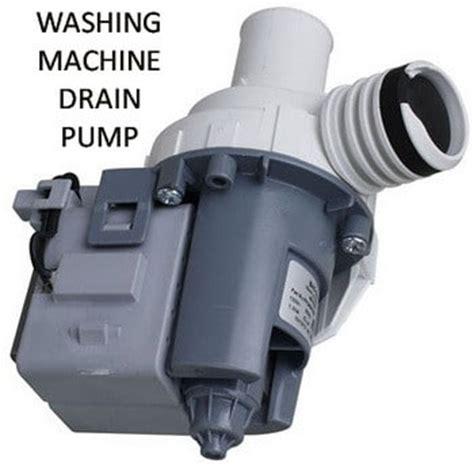 installing tub drain assembly fix washing machine that won 39 t drain washer not draining