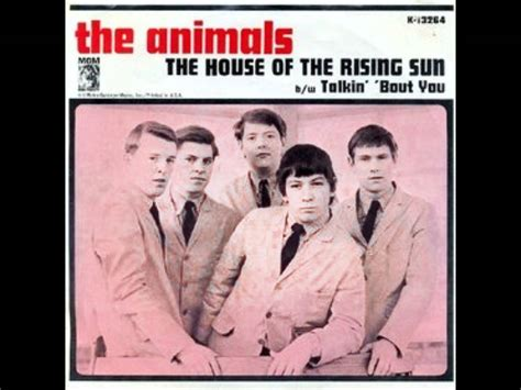 The Animals  House Of The Rising Sun (hq) Youtube