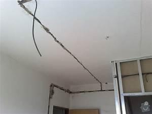Nové rozvody elektřiny v bytě