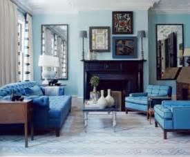 blue livingroom blue living room designs