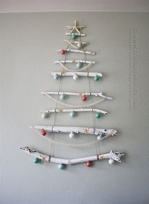how to fix christmas tree branches coastal branch treel tree coastal decor