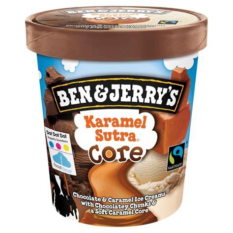Ben & Jerry's Karamel Sutra 465ml - Co-op
