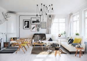 wohnzimmer le scandinavian living room interior design ideas