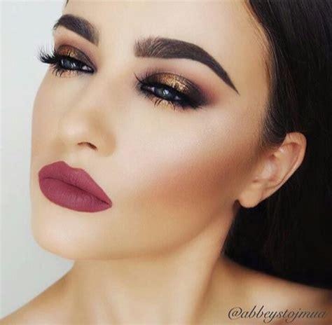 christmas makeup ideas hot trends    spice   eve galstylescom
