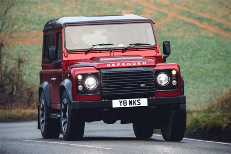 how do cars engines work 2006 land rover discovery electronic throttle control this land rover defender v8 will cost you 163 150 000 motoring research