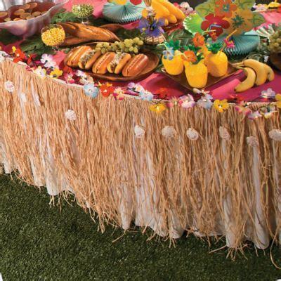 Luau Party Supplies, Tropical Party Supplies, Leis