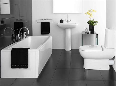 and white bathroom ideas cool black and white bathroom decor for your home