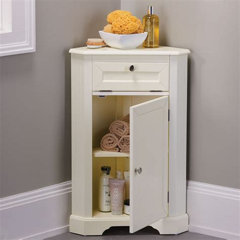 Small Storage Cabinet For Bathroom by Weatherby Bathroom Corner Storage Cabinet Corner Storage