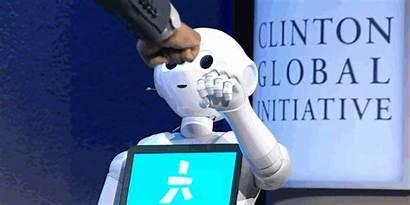 Robots Pepper Future Jobs Recruiter Robot Ai