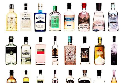 brands of gin craft gin and social media post by clarity comms