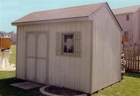 saltbox shed building plans