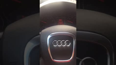 audi a4 2007 2 0t b7 cel epc light after repair youtube