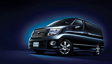 Mobil Nissan Elgrand by Nissan Elgrand Mobile Business Edition Review Torque