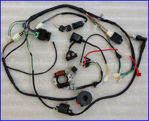 Full Wire Harness Wiring Cdi Assembly Atv