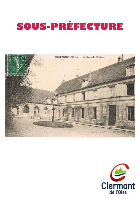 sous préfecture de commercy clermont oise livret sous préfecture de clermont