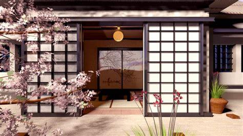contoh desain rumah jepang minimalis modern