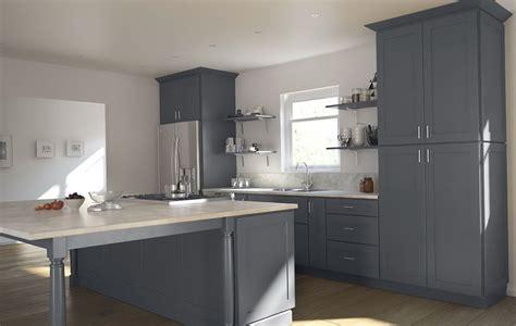 dark grey shaker cabinets grey shaker kitchen cabinets home design ideas