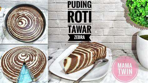 Resep puding chocolatos super enak. PUDING ZEBRA ROTI TAWAR ENAK BANGET|| RESEP ROTI ZEBRA ...