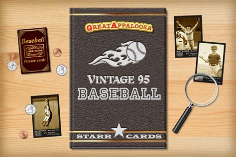 Maybe you would like to learn more about one of these? Custom Baseball Cards - Vintage 95™ Series Starr Cards