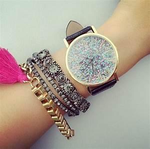 Vintage Uhren Damen : vintage damen armbanduhr boho leder uhren von missyouparty auf schmuck pinterest ~ Watch28wear.com Haus und Dekorationen