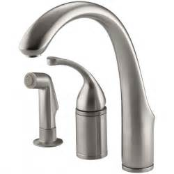 repair kohler kitchen faucet kohler single handle kitchen faucet repair best kitchen faucet