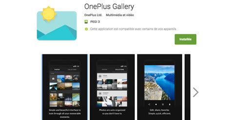 android gallery app official oneplus gallery app is now available on
