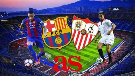 Barcelona vs Sevilla Prediksi 21 Oktober 2018   Sevilla ...