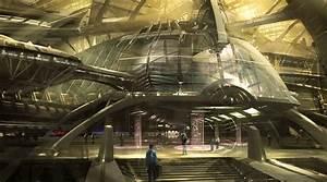 Unbelievable futuristic architecture buildings ...