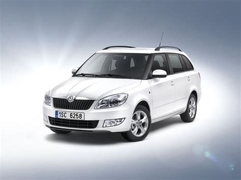 New Skoda Fabia Estate Greenline With 83.1mpg And 89g/km